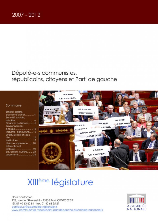Que font les député(e)s PCF/PG à l'Assemblée nationale ? dans Elections législatives bilan_crcpg_xiiieme-pdf-image