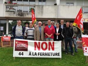 CPAM de Vertou : face à l'irresponsabilité du directeur départemental de la CPAM, la mobilisation continue vendredi 5 juillet. dans AGIR photo-of-du-28-juin-20131-300x225